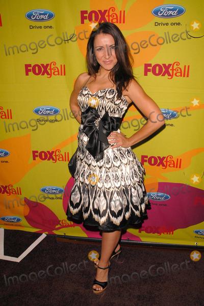 Anastasia Fontaines Photo - Anastasia Fontainesat the Fox Fall Eco-Casino Party BOA Steakhouse West Hollywood CA 09-14-09