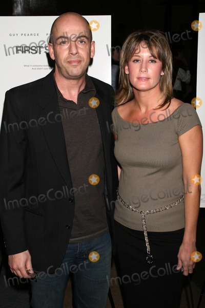 Amanda Harvey Photo - Bob Yari and Amanda Harveyat the Los Angeles premiere of First Snow The Writers Guild Theatre Beverly Hills CA 03-22-07