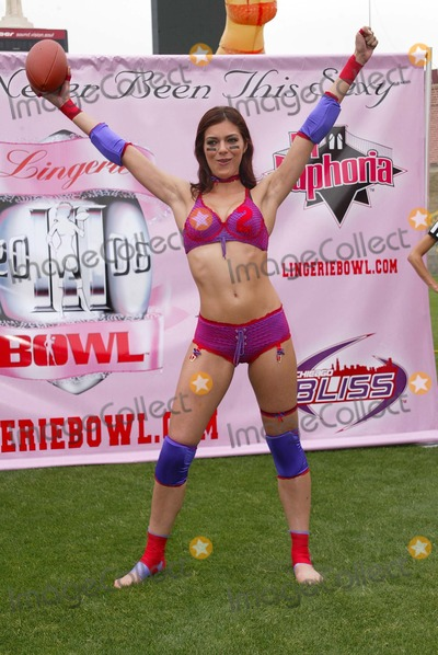 Photo - Lingerie Bowl III Kick-Off