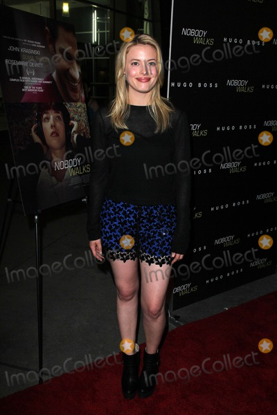 Photo - Nobody Walks Los Angeles Premiere
