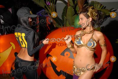 Kerri Kasem Photo - Halloween Costume of the Year - Slave Leia