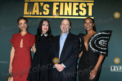 Photos From 'L.A.'s Finest' TV Show Premiere