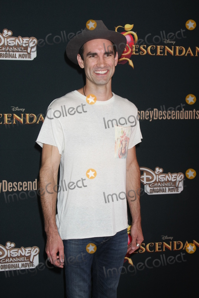 Aaron Farb Photo - LOS ANGELES - JUL 24  Aaron Farb at the Descendants Premiere Screening at the Walt Disney Studios on July 24 2015 in Burbank CA