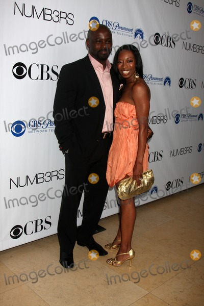 Photo - Numb3rs 100th Episode Party