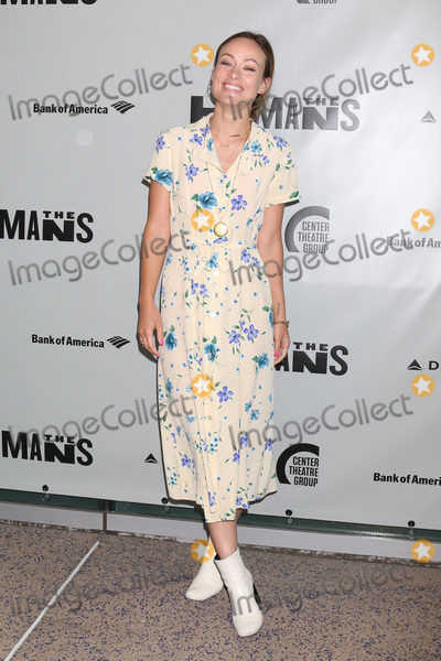 Photo - LOS ANGELES - JUN 20  Olivia Wilde at the Humans Play Opening Night at the Ahmanson Theatre on June 20 2018 in Los Angeles CA