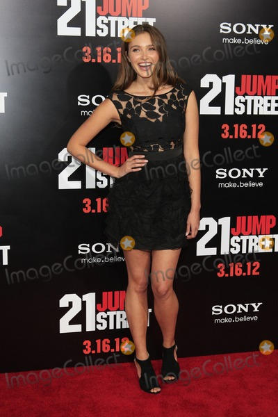 Chanel Celaya Photo - 21 Jump Street  Premiere