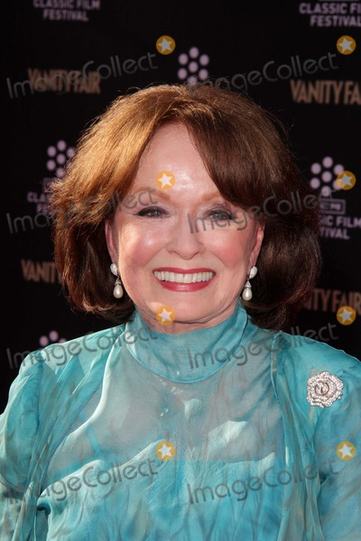 Ann Blyth Photo - LOS ANGELES - APR 25  Ann Blyth arrives at the TCM Classic Film Festival Opening Night Red Carpet Funny Girl at the Chinese Theater on April 25 2013 in Los Angeles CA