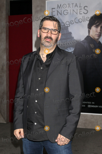 Photo - Mortal Engines Los Angeles Premiere