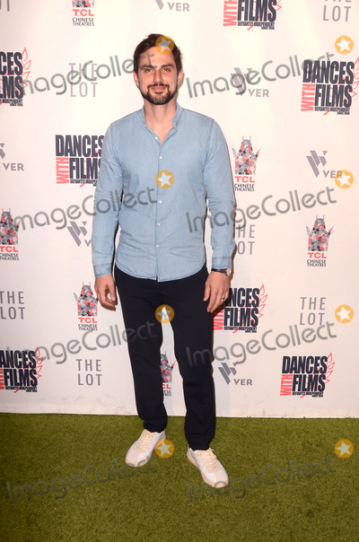 Photo - LOS ANGELES - JUN 16  Andrew JWest at the Antiquities World Premiere Screening at the TCL Chinese 6 Theaters on June 16 2018 in Los Angeles CA