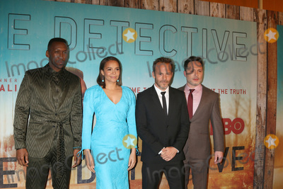 Nic Pizzolatto Photo - LOS ANGELES - JAN 10  Mahershala Ali Carmen Ejogo Stephen Dorff Nic Pizzolatto at the True Detective Season 3 Premiere Screening at the Directors Guild of America on January 10 2019 in Los Angeles CA
