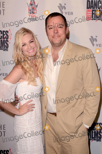 Photo - LOS ANGELES - JUN 16  Beth Behrs Michael Gladis at the Antiquities World Premiere Screening at the TCL Chinese 6 Theaters on June 16 2018 in Los Angeles CA