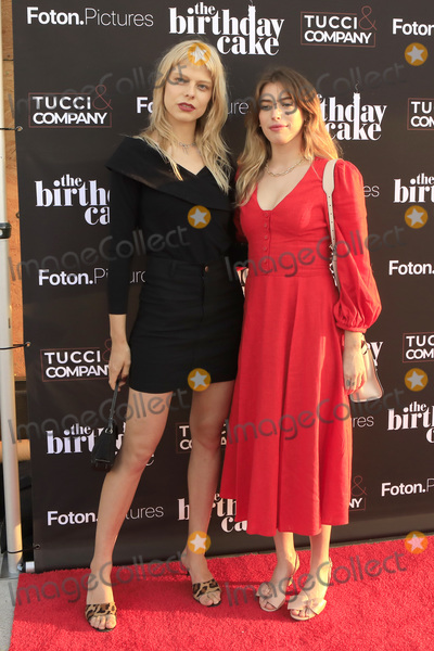 Photo - LOS ANGELES - MAR 24  Vera Bulder Clara McGregor at The Birthday Cake LA Premiere at the Fine Arts Theater on March 24 2021 in Beverly Hills CA