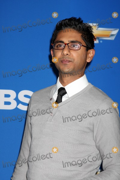 Adhir Kalyan Photo - LOS ANGELES - SEP 16  Adhir Kalyan arrives at the CBS Fall Party 2010 at The Colony on September 16 2010 in Los Angeles CA