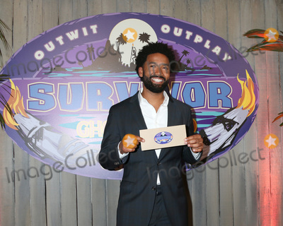 Photo - LOS ANGELES - MAY 23  Wendell Holland Winner at the Survivor Ghost Island Finale Photo Call at CBS Studios Radford on May 23 2018 in Studio City CA