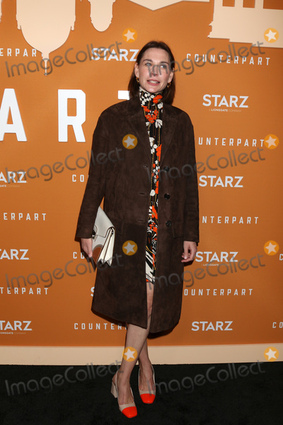 Christiane Paul Photo - LOS ANGELES - DEC 3  Christiane Paul at the Counterpoint Season 2 Premiere at the ArcLight Hollywood on December 3 2018 in Los Angeles CA