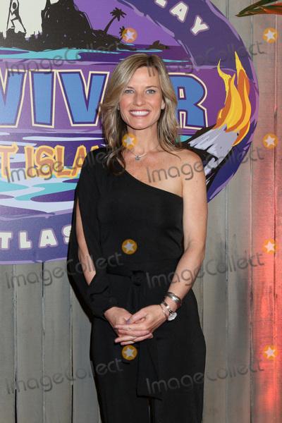 Photo - LOS ANGELES - MAY 23  Angela Perkins at the Survivor Ghost Island Finale Photo Call at CBS Studios Radford on May 23 2018 in Studio City CA