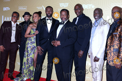 Wendell Pierce Photo - LOS ANGELES - FEB 23  Andre Royo J D Williams Sonja Sohn Jamie Hector Wendell Pierce Lance Reddick Michael K Williams and Glynn Turman The Wire at the American Black Film Festival Honors Awards at the Beverly Hilton Hotel on February 23 2020 in Beverly Hills CA