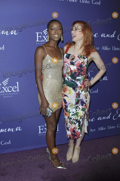 Photo - Jane and Emma LA Premiere