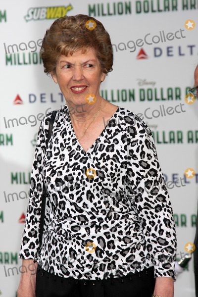Nancy Bea Photo - LOS ANGELES - MAY 6  Nancy Bea at the Million Dollar Arm Premiere at El Capitan Theater on May 6 2014 in Los Angeles CA
