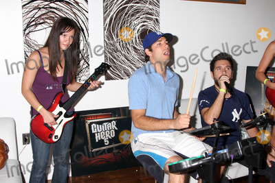 Photo - Chuck Kickoff party presented by Guitar Hero Five