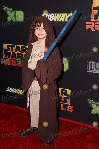 August Maturo Photo - LOS ANGELES - SEP 27  August Maturo at the Star Wars Rebels Premiere Screening at AMC Century City on September 27 2014 in Century City CA