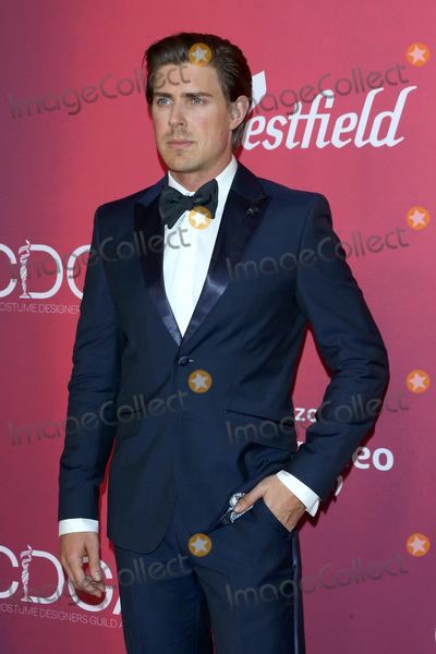 Photo - LOS ANGELES - FEB 19  Chris Lowell at the 2019 Costume Designers Guild Awards at the Beverly Hilton Hotel on February 19 2019 in Beverly Hills CA
