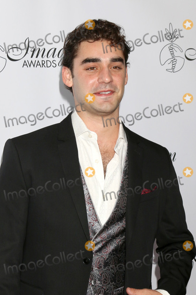 Alex Rich Photo - LOS ANGELES - AUG 25  Alex Rich at the 33rd Annual Imagen Awards at the JW Marriott Hotel on August 25 2018 in Los Angeles CA