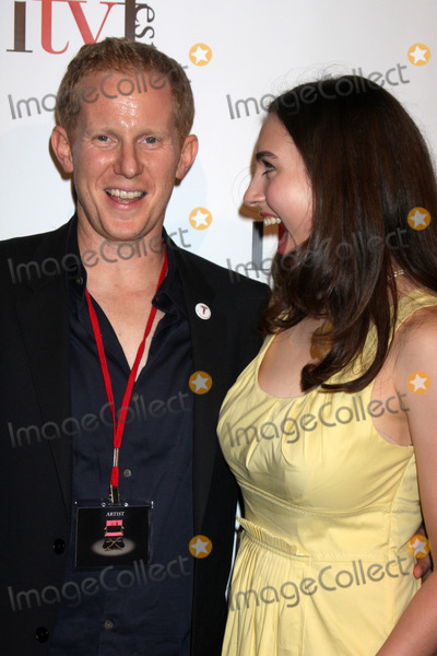 Andrew Miller Photo - Andrew Miller  Eden Riegel  arriving at the Independent Television Festival Opening Night Gala at Laemmles Sunset 5 in West Hollywood CA on July 30 2009