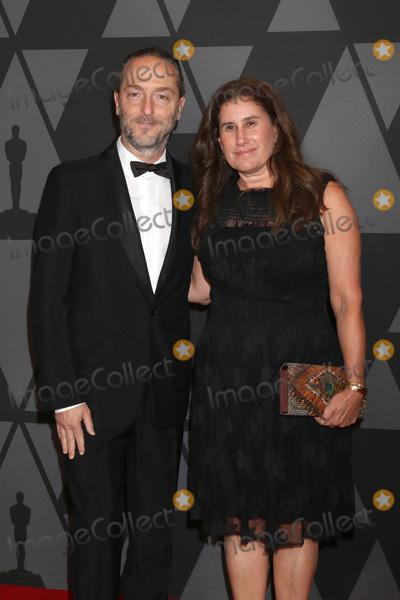 Emmanuel Lubezki Photo - LOS ANGELES - NOV 11  Emmanuel Lubezki Lauren Beth Strogoff at the AMPAS 9th Annual Governors Awards at Dolby Ballroom on November 11 2017 in Los Angeles CA