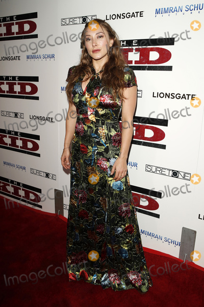 Photos From 'The Kid' Premiere