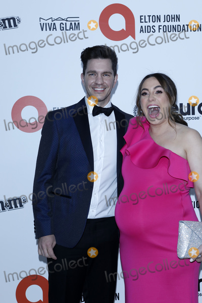 Andy Grammer Photo - LOS ANGELES - FEB 9  Andy Grammer wife at the 28th Elton John Aids Foundation Viewing Party at the West Hollywood Park on February 9 2020 in West Hollywood CA