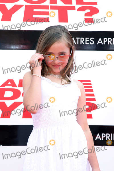 Photos From 'Are We Done Yet?' Premiere