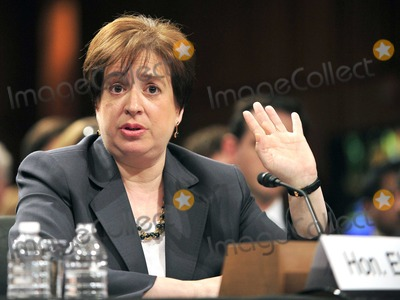 Photos From Kagan Confirmation Hearing - Archival Pictures - PHOTOlink - 105468