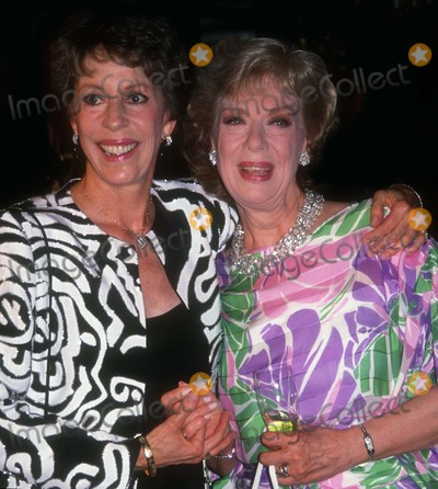 Audrey Meadows Photo - Carol Burnett Audrey Meadows1143JPGCelebrity Archaeology1985 FILE PHOTONew York NYCarol Burnett Audrey Meadows (Alice Kramden)Photo by Adam Scull-PHOTOlinknet