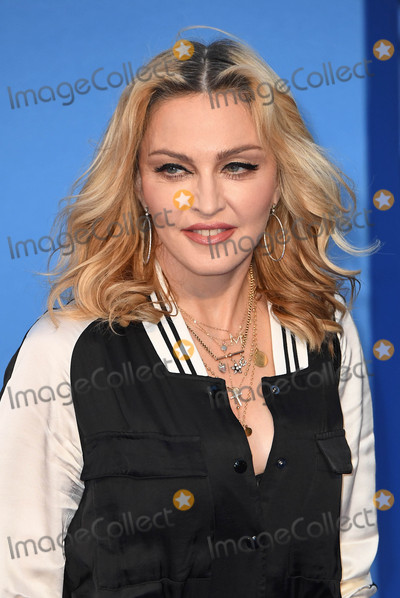 Photo - Photo by KGC-143starmaxinccomSTAR MAX2016ALL RIGHTS RESERVEDTelephoneFax (212) 995-119691516Madonna at the premiere of The Beatles Eight Days A Week - The Touring Years(London England)