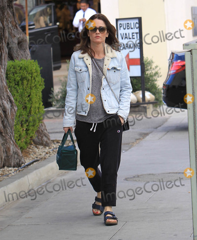 Photos From Robin Tunney is seen in Los Angeles
