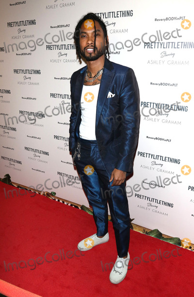 Photo - Photo by gotpapstarmaxinccomSTAR MAX2018ALL RIGHTS RESERVEDTelephoneFax (212) 995-119692418Miguel at PrettyLittleThing Event in Los Angeles CA