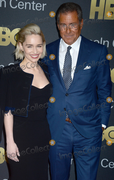 Richard Plepler Photo - Photo by Dennis Van TinestarmaxinccomSTAR MAXCopyright 2018ALL RIGHTS RESERVEDTelephoneFax (212) 995-119652918Emilia Clarke and Richard Plepler at Lincoln Centers American Songbook Gala held at Alice Tully Hall in New York City(NYC)