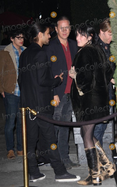 Alice in Chains Photo - Alice In Chains Jerry Cantrell attends Miley Cyrus 18th birthday party at Trousdale in Los Angeles CA 112110