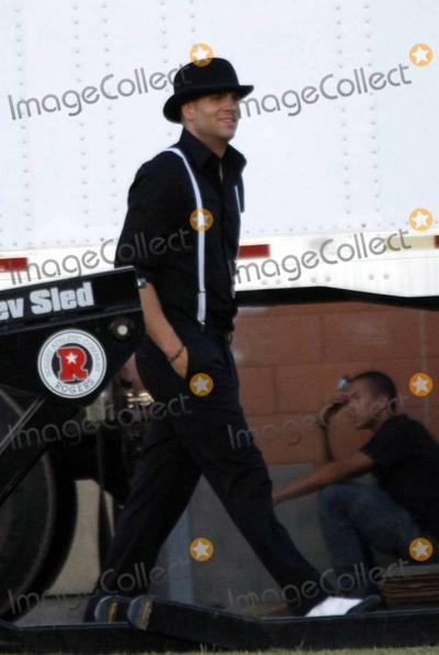 Photo - Glee On Set