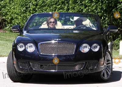 Photo - J Lo Parker Bentley