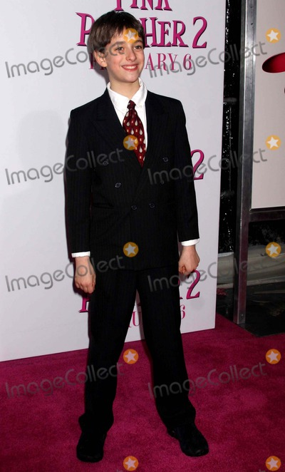 PINK PANTHER Photo - Jack Metzger Arriving at the Premiere of the Pink Panther 2 at the Ziegfeld Theater in New York City on 02-03-2009 Photo by Henry McgeeGlobe Photos Inc 2009