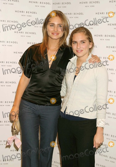 Ashley Bush Photo - Lauren Bush and Ashley Bush Arriving at the Launch of the New Rykiel Woman Boutique at Henri Bendel in New York City on 02-03-2005 Photo by Henry McgeeGlobe Photos Inc 2005