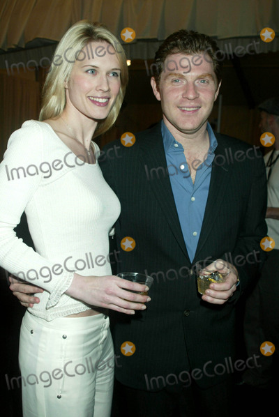 Alice Roi Photo - Stephanie March and Bobby Flay at Alice Roi Showing of Fall Collection at the Pavilion in Bryant Park in New York City on February 9 2003 Photo by Henry McgeeGlobe Photos Inc2003 K22870hmc 0209