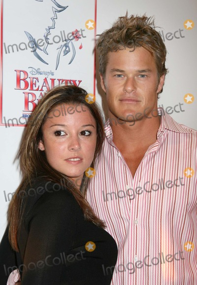 ALEC MUSSER Photo - NYC  062006Alec Musser and girlfriend arriving for the 5000th performance of Disneys BEAUTY AND THE BEAST currently starring Jacob Young of All My Children on Broadway at the Lunt-Fontanne TheatreDigital Photo by Adam Nemser-PHOTOlinknet