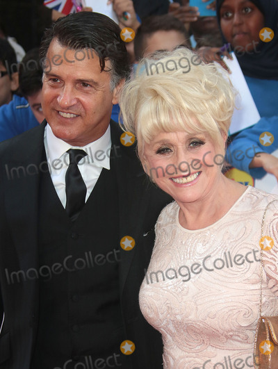 Barbara Windsor Photo - September 28 2015 - Barbara Windsor and Scott Mitchell attending The Pride of Britain Awards 2015 at Grosvenor House Hotel in London UK