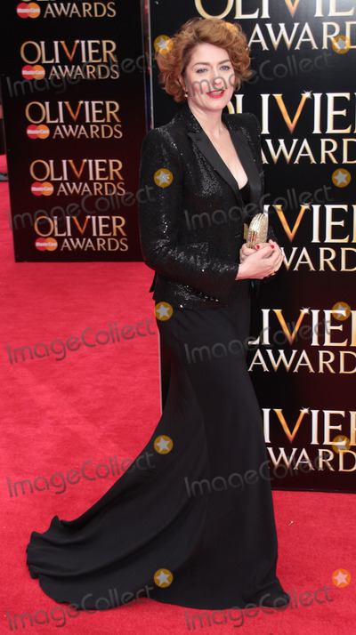 Anna Chancellor Photo - Apr 28 2013 - London England UK - Laurence Olivier Awards 2013 Royal Opera House LondonPictured Anna Chancellor