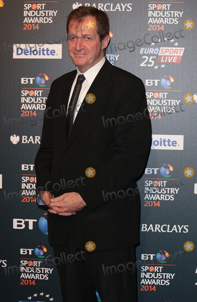 Alastair Campbell Photo - May 08 2014 - London England UK - BT Sport Industry Awards 2014 Battersea Evolution Battersea Park London -  Arrivals Pictured Alastair Campbell