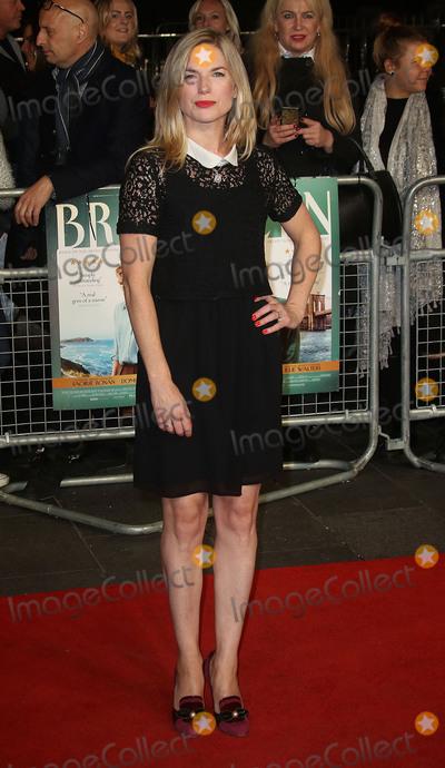 Eva Birthistle Photo - October 12 2015 - Eva Birthistle attending Brooklyn screening at BFI London Film Festival at Odeon Leicester Square in London UK