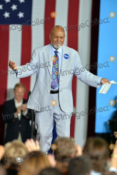 Alcee Hastings Photo - September 30 2016 Coral Springs FLAlcee Hastings speaks in support of Democratic presidential candidate Hillary Clinton at a campaign rally at the Coral Springs Gymnasium on September 30 2016 in Coral Springs Florida By Line SolarACE PicturesACE Pictures IncTel 6467670430